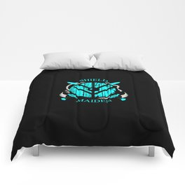 Valkyrie Girl Comforters