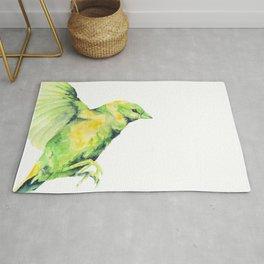 Bird, Sparrow Rug