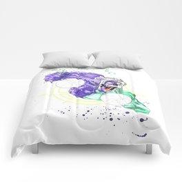 Face Off - Merged Zamasu Comforters