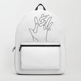 Never Trust! Backpack