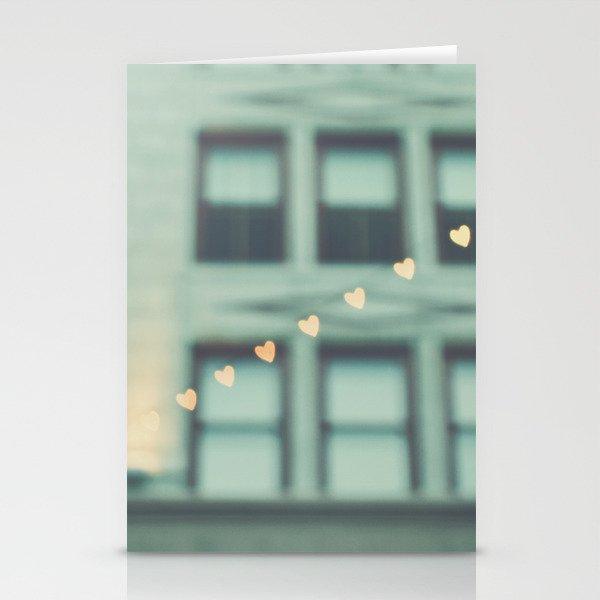 hearts. An Urban Romance No. 2 Stationery Cards