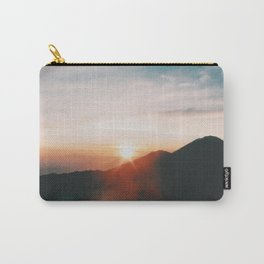 On top of Mount Batur Carry-All Pouch