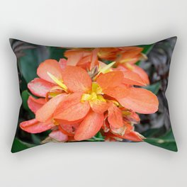 Blind Attraction Rectangular Pillow
