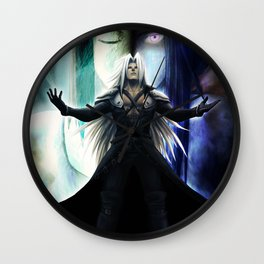 Sephiroth - Mother Wall Clock