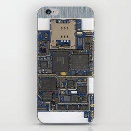 iPhone Guts iPhone Skin