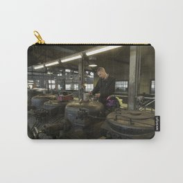 Station for stem locomotives Carry-All Pouch