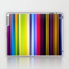Light Beams Laptop & iPad Skin