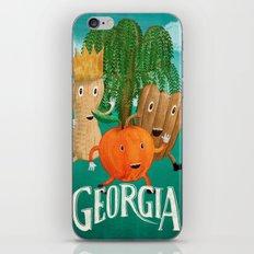 Georgia iPhone & iPod Skin