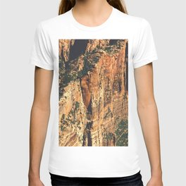 Route to Angel's Landing T-shirt