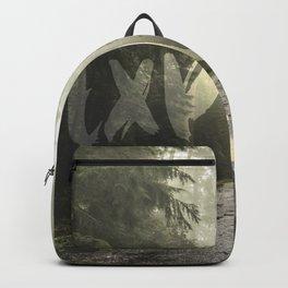EXPLORE Wanderlust Road Trip Backpack