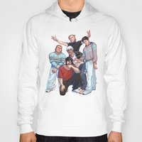 boys Hoodies featuring Kirkwall Boys by VIKTOPIA