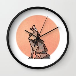 LUKOS Wall Clock
