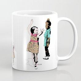 Dancing Kids Coffee Mug