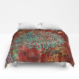 Original Aztec Fossil Comforters