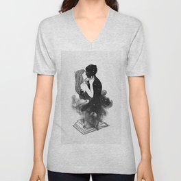 The book of dreams. Unisex V-Neck
