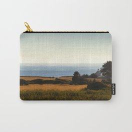 Lighthouse From Afar Carry-All Pouch