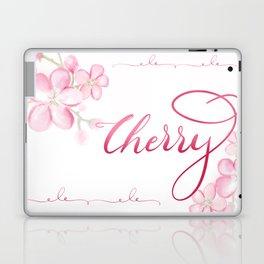 Spring Cherry Blossoms Laptop & iPad Skin