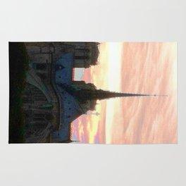 Notre Dame de Paris Rug