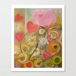 Resurrect Peace Canvas Print