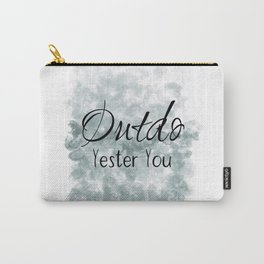 Outdo Yester You (black, grey) Carry-All Pouch