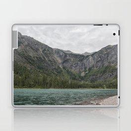 Avalanche Lake No. 3 - Glacier NP Laptop & iPad Skin