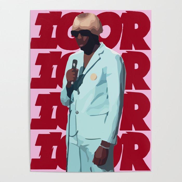 Tyler IGOR art Poster