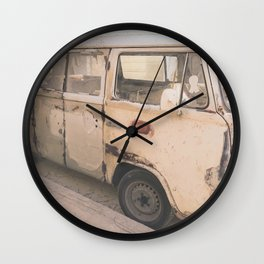 Combi Nation Wall Clock