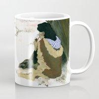 mythology Mugs featuring  Inuit Mythology: Chapter 1, part 3 by Estúdio Marte