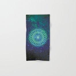 Sacred Geometry Hand & Bath Towel