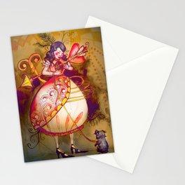 Love in Wonderland Stationery Cards