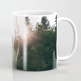 Sunny Forest II Coffee Mug