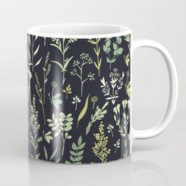 Green herbs Coffee Mug