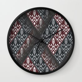 Heritage Art - 12 Wall Clock