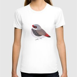 Diamond Firetail T-shirt