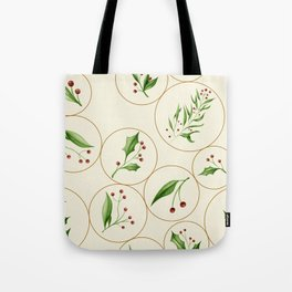 Berries Baubles #society6 #xmas Tote Bag