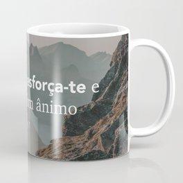 Josué 1:7 Coffee Mug