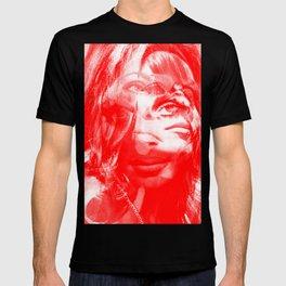 Sharon Mix 12 red T-shirt