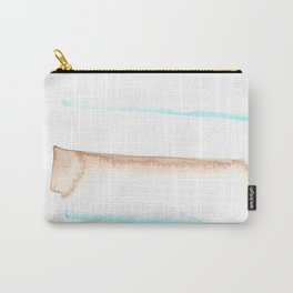 170603 Watercolour Colour Study 12  |Modern Watercolor Art | Abstract Watercolors Carry-All Pouch