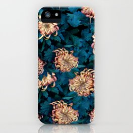 Сhrysanthemums iPhone Case