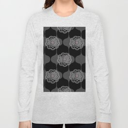 I DREAM OF GENIE - BLACK/GREY/PINK Long Sleeve T-shirt