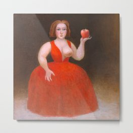 Apples. Metal Print