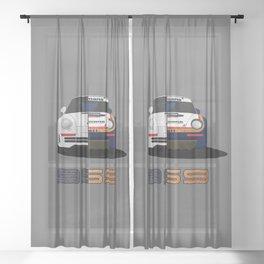 959 Sheer Curtain