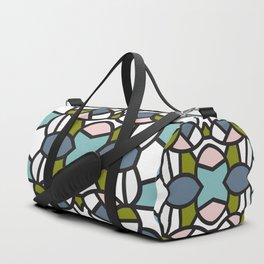 Nice Tile Duffle Bag