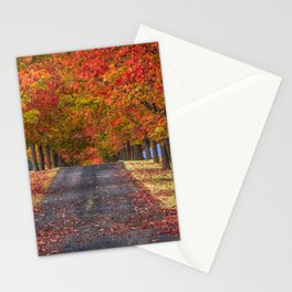 Greenbluff Autumn Stationery Cards