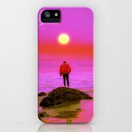 Jonny iPhone Case