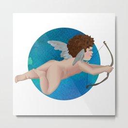 Cupid Metal Print