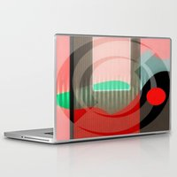 courage Laptop & iPad Skins featuring Courage by Kristine Rae Hanning