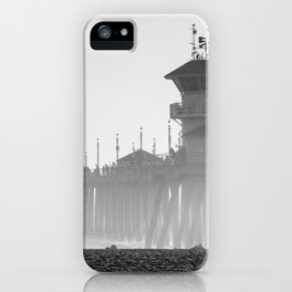 Huntington Beach Pier iPhone Case
