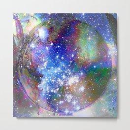 """ Kepler 452 b ""  Metal Print"