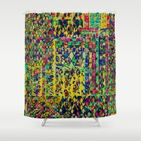 circus Shower Curtains featuring Circus by Glanoramay